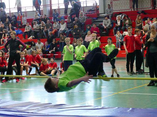 Kreishallenmeisterschaften mit Rekordbeteiligung