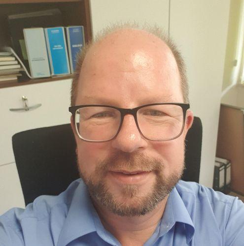 HLV-Hygienebeauftragter: Peter Grunwald