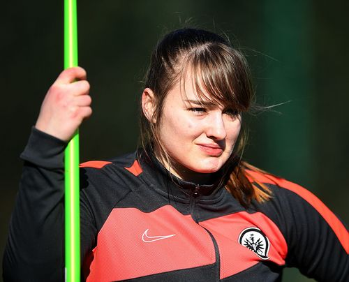 """WM und EM-Norm! Kai Hurych packt bei den Werfertagen in Halle """"den Hammer aus"""" - der U20er übertrifft die 70 Meter. Tagessiege auch für Tim Steinfurth (U18,Hammer) und Lilly Urban (U20, Speer)"""